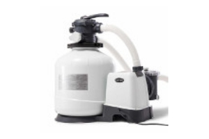 The New Intex Sand Filter