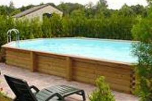 Gardipool Wooden Above Ground Pools