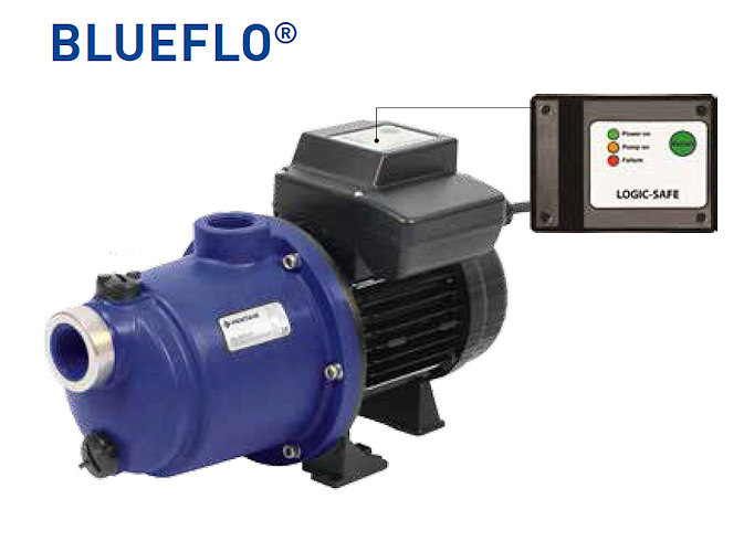 Booster Pump for Swimming Pool Cleaners