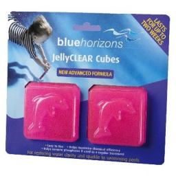jelly clear cubes