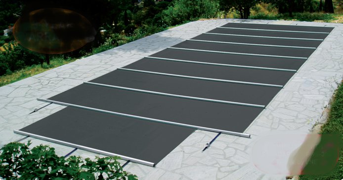 Walu Bar Supported Safety Covers For Swimming Pools